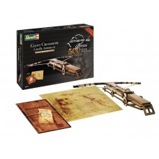 Revell Germany 1:100 Giant Crossbow 500 Year Anniversary Wooden Model Kit