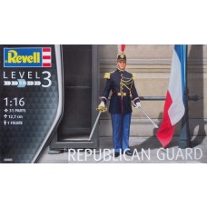 Revell Germany 1/16 REPUBLICAN GUARD Plastic Model Kit