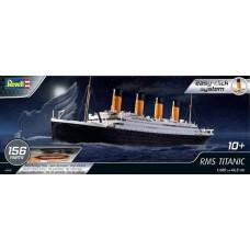 Revell Germany 1:600 RMS Titanic Easy Click Plastic Model Kit