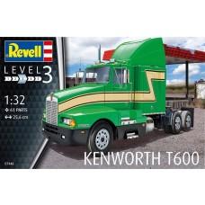 Revell Germany 1:32 Kenworth T600 Plastic Model Kit