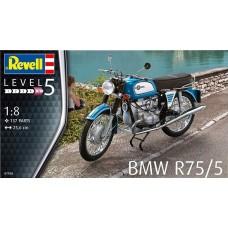 Revell Germany 1:8 BMW R75/5 Plastic Model Kit