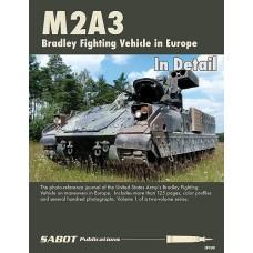 M2A3 Bradley Fighting Vehicle Volume 1: In Detail
