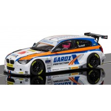 Scalextric BMW 125 Series 1 Sam Tordoff 1/32 Slot Car