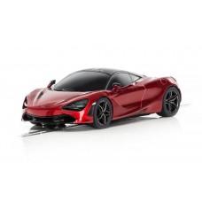 Scalextric 1:32 McLaren 720S Memphis Red Slot Car