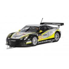 Scalextric Porsche 911 RSR, LeMans 2017 Proton Competition Slot Car