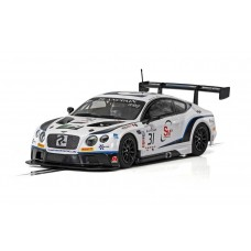 Scalextric Bentley Continental GT3 Team Parker Racing Brands Hatch 2018 Slot Car