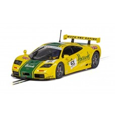 Scalextric McLaren F1 GTR LeMans 1995 Harrods Slot Car