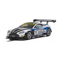 Scalextric Aston Martin GT3 British GT #75 1/32 Slot Car
