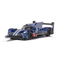 Scalextric Ginetta G60-LT-P1 LeMans 2018 1/32 Slot Car