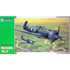 Special Hobby 1:32 Mohawk Mk.IV Hawk Plastic Model Kit