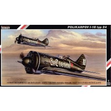 Special Hobby 1:32 I-16 Type 24 HT Plastic Model Kit