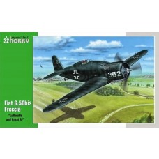 Special Hobby 1:32 G.50bis Luftwaffe Plastic Model Kit