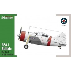 Special Hobby 1/32 F2A1 Buffalo Fighter Plastic Model Kit
