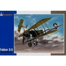 Special Hobby 1/32 Fokker D II Black & White Plastic Model Kit