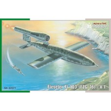 Special Hobby 1/32 German V1 Fieseler Fi103 (FZG76) Flying Bomb Plastic Model Kit