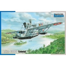 Special Hobby 1/48 Loire 130CI Colonial Flying Boat Plastic Model Kit
