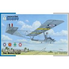 Special Hobby 1/48 EoN Eton TX1/SG38 Trainer Glider Plastic Model Kit