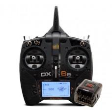 Spektrum DX6e 6CH System w/AR620 Receiver