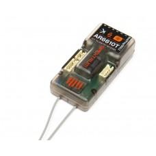 Spektrum AR6610T 6-Channel DSMX Telemetry Receiver