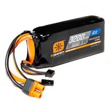 Spektrum 3200mAh 3S 9.9V Smart LiFe ECU Battery