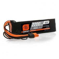 Spektrum 3200mAh 6S 22.2V 100C Smart LiPo Battery