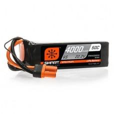 Spektrum 4000mAh 6S 22.2V 50C Smart LiPo Battery