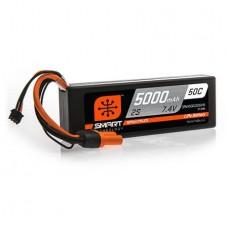 Spektrum 5000mAh 2S 7.4V 50C Smart LiPo Hardcase