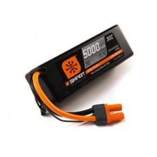 Spektrum 5000mah 3S 11.1V Smart LiPo 30C