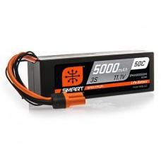 Spektrum 5000mAh 3S 11.1V 50C Smart LiPo Hardcase