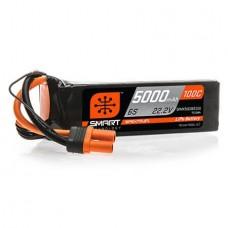 Spektrum 5000mAh 6S 22.2V 100C Smart LiPo Battery