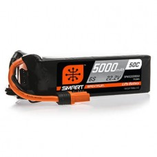 Spektrum 5000mAh 6S 22.2V 50C Smart LiPo Battery