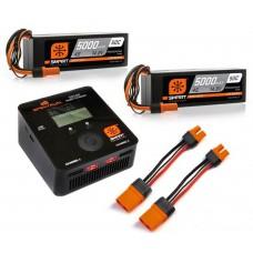 Spektrum Smart PowerStage Bundle 8S SPMXPS8