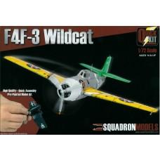Squadron Model 1/72 F4F-3 Wildcat Plastic Model Kit