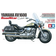 Tamiya 1:12 Yamaha XV1600 Road Star Custom Plastic Model Kit