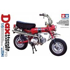 Tamiya 1/6 Honda Dax Plastic Model Kit