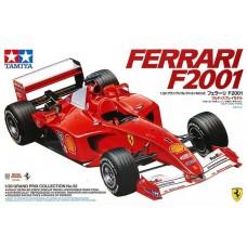 Tamiya 1:20 Ferrari F2001 Plastic Model Kit