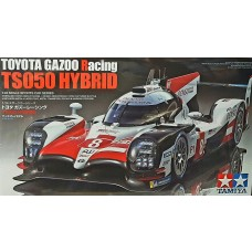 Tamiya 1/24 Toyota Gazoo Racing TS050 Hybrid Plastic Model Kit