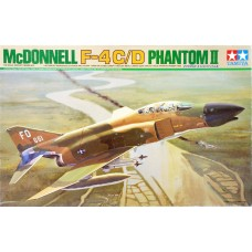 Tamiya 1/32 McDonnell F-4 C/D Phantom Model Kit