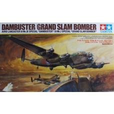 Tamiya 1/48 Grand Slam Bomber Avro Lancaster B Mk.IIISp.B Mk.I Sp Plastic Model Kit