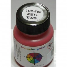 Tru-Color Metallic Tangerine 1oz Paint Bottle