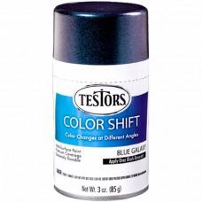Testors Color Shift Blue Galaxy 3 oz Spray Paint