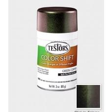 Testors Color Shift Green Copper 3 oz Spray Paint