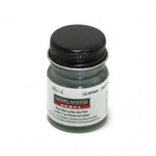 Testors Flat German Uniform Gray 1/2 oz Acrylic Paint