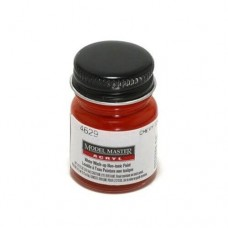 Testors Gloss Chevy Engine Red 1/2 oz Acrylic Paint