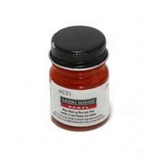 Testors Gloss Italian Red 1/2 oz Acrylic Paint