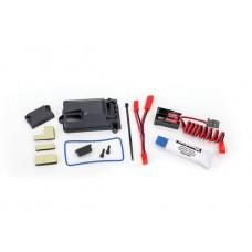 Traxxas Complete BEC Unit w/Receiver Box Cover & Seals 2262