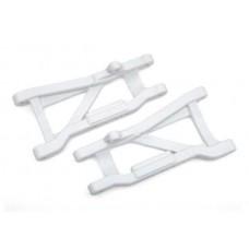 Traxxas Heavy Duty Rear Suspension Arms White 2555L