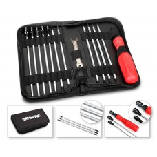 Traxxas RC Tool Kit with Carrying Case 3715