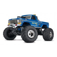 Traxxas Classic Bigfoot 1/10 Scale Truck RTR Blue