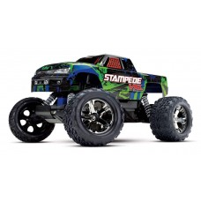 Traxxas Stampede VXL 1/10 Scale 2wd Truck Green